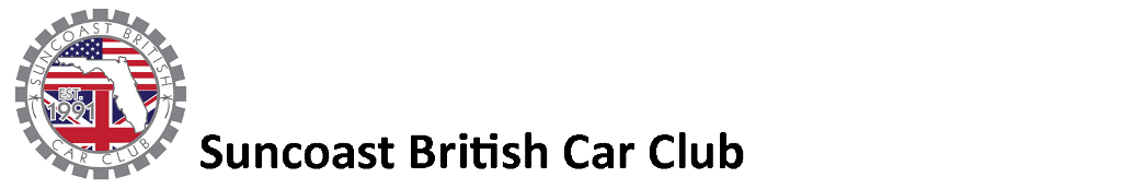 Suncoast British Car Club